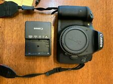 Canon EOS 7D 18.0MP Digital SLR Camera Body with battery and charger