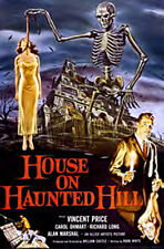 House on Haunted Hill 24 x 36 Inch Movie Poster Vincent Price