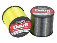 Rovex Devil Bulk Yellow Mono Line