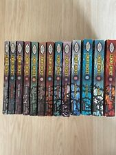 Lemony Snicket A Series of Unfortunate Events Books Full set 1-13 by Egmont VGC
