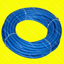 AN8 8AN 12.7mm 1/2 ID Push On Rubber Hose Blue x 1 Meter 3.3FT W/ 1Yr Warranty