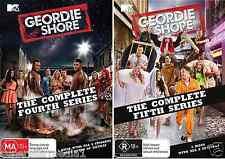 Geordie Shore Season 4 & 5 : NEW DVD