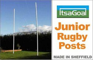 Rugby Post - Junior Lightweight uPVC  from ITSA Goal