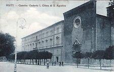 # RIETI: CONVITTO UMBERTO I- CHIESA S. AGOSTINO