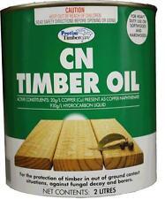 CN Timber Oil Timber Preservative 2 L