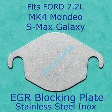 EGR Valve Blanking Plate MK4 Mondeo 2.2, S-Max 2.2, Galaxy 2.2 TDCi Block PSA