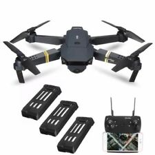 EACHINE E58 - WIFI RC Drone 2MP Caméra 3 Batteries FPV Pack