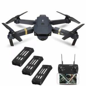 EACHINE E58 - WIFI RC Drone 2MP Caméra 3 Batteries FPV Pack