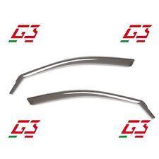 G3 Deflettori aria antivento anteriori Fiat Doblo 2000-2009 3-5 porte