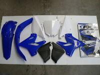 Yamaha YZ250 2004 2005 Restyle to 2015 Plastic Sticker Kit YZ0-OEM-001