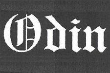 Bandiera - Odin ( Bandiera/Nero/Heiden/150x90cm )