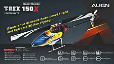 ALIGN RH15E04XW T-REX 150X Super Combo 903g