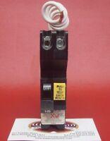 15 Amp American or FPE GFI Stab-Lok 1 Pole Type NA 15A GFCI Circuit Breaker