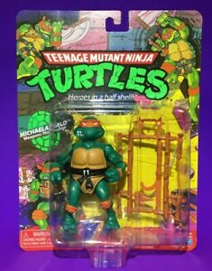 TMNT Classic *Michelangelo* (Playmates Walmart 2021)