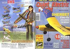 QUIET & ELECTRIC FLIGHT INTERNATIONAL MAGAZINE 2005 MAR EDF 2JET FREE PLAN