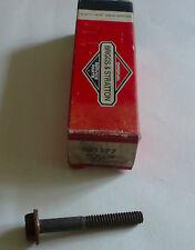 Briggs & Stratton 93377 screw OEM NOS mower spares #168