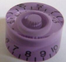 POP-KNOB guitar speed knob in LILAC PURPLE , fits gibson / epiphone etc