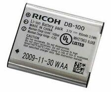 DB-100 Li-ion Battery OEM for RICOH CX3 CX6 HZ15 PX WG-20 WG-4 WG-4 GPS CX4 CX5