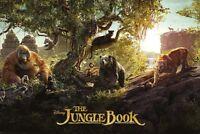 "DISNEY - THE JUNGLE BOOK (2016) 91 x 61 cm 36"" x 24"" MOVIE POSTER"