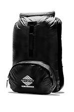 Aqua Quest Himal - 100% Waterproof Backpack - Ultra-Light Foldable 20 L, Black