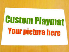 FREE SHIPPING $17.00 Custom Yugioh Playmat Mtg Play Mat Pokemon Force of Will