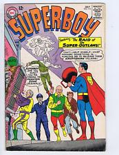 Superboy #114 DC 1964
