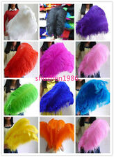 10-100pcs high quality Ostrich Feathers Wedding Party Decorations 6-30 inch