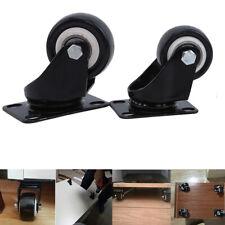 Non Slip Hardware Mute Caster Trolley Platform Swivel Heavy Duty Universal Mp