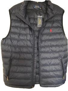 Polo Ralph Lauren Body warmer/ Gilet XL Black