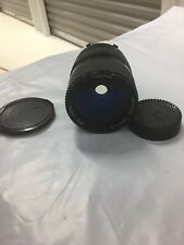 Tokina 28-70mm f2.8-4.3 Macro FD Mount Zoom Lens To Fit Minolta