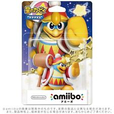 Nintendo 3DS Wii U Amiibo King Dedede (Star Kirby Series) Japan