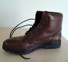 """Women'sMephisto sz10 """"Lifestyle"""" Leather Gore-Tex Waterproof Brown Hiking Boots"""