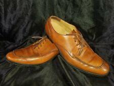 Cole Haan Men's Shoes Adams Split Toe Oxfords in British Tan Size 10.5 M C11990