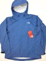 NEW Men's The North Face Diad Rain Jacket Moonlight Blue Large XL
