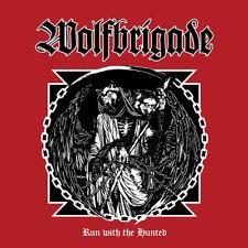 WOLFBRIGADE - Run With The Hunted LP - SEALED - Hardcore Crust Punk Vinyl Album