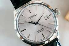 NEW SEIKO Presage SRPB43J1 Automatic Cocktail Japan Made 40.5mm leather band