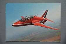 R&L Modern Postcard: Red Arrows Hawk, Charles Skilton