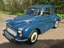 1966 MORRIS MINOR 1000 5 door 1 OWNER FROM NEW !! - FULLY RESTORED 300 MILES AGO