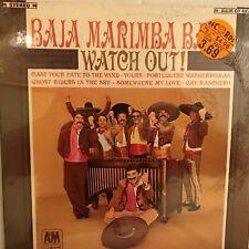 THE  BAJA MARIMBA BAND        LP      THOSE    WERE    THE    DAYS