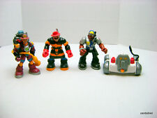 Fisher Price Rescue Heroes Billy Blazes Jake Justice Wendy Waters Car 1 Pack