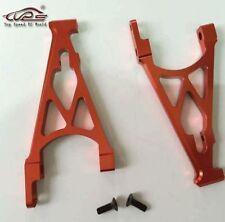CNC meral rear shock tower set RED color for HPI Rovan KM Baja 5B 5T 5SC