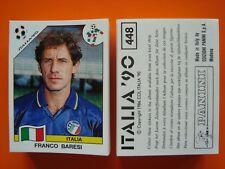 Panini ITALIA 90 WM 1990 Fifa World Cup Football Cards Stickers CHOOSE LIST
