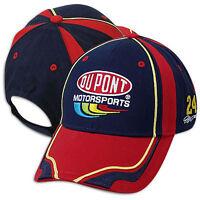 Nascar Jeff Gordon 24 DuPont Chase Authentics Official Pit Cap  2007