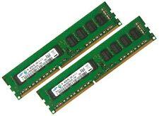 Samsung 8GB KIT DDR3 ECC UDIMM 1333Mhz M391B5273CH0-YH9
