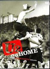 U2 Dvd- Go Home, Live From Slane Castle, Ireland