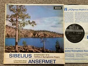 ANSERMET ORIG Decca WBg SXL 6095 UK-64 ... NM