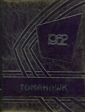 New ListingCarlyle High School, Carlyle, Illinois Yearbook - Tomahawk - 1962