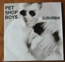 Pet Shop Boys, suburbia / paninaro,  SP - 45 tours France