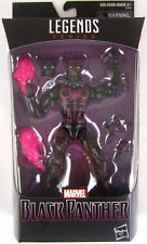 "Hasbro Marvel Legends Black Panther Exclusive 6"" Action Figure"