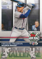 2020 Topps Series 1 Freddie Freeman Home Run Challenge HRC-4 Atlanta Braves